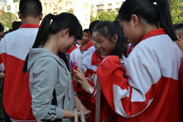 郑州31·103中举办第二届班主任节